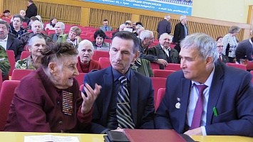 V Пленум ветеранских организаций Тульской области расставляет акценты