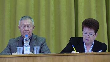 VII Конференция - работа по новому Уставу